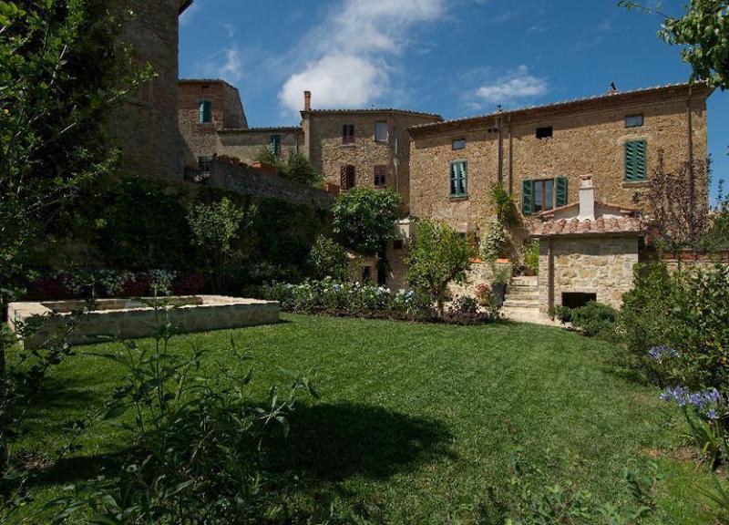 Villa Celia - Image 1 - Castelmuzio - rentals