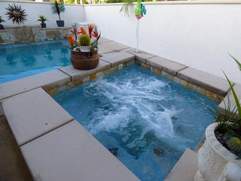 Spa at 101 Degees. - Coachella&Stagecoach Festival w/ Cool Pool+Hot Spa - Indio - rentals