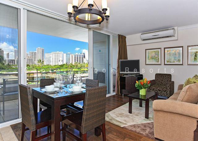 Heart of Waikiki! Modern 2 bedrooms, 1 bath - just a short walk to the beach! - Image 1 - Waikiki - rentals