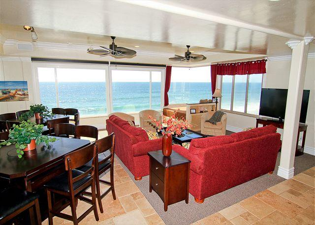 9BR in Carlsbad Village on the Beach, Spa, Rooftop Deck, Stunning! - Image 1 - Carlsbad - rentals