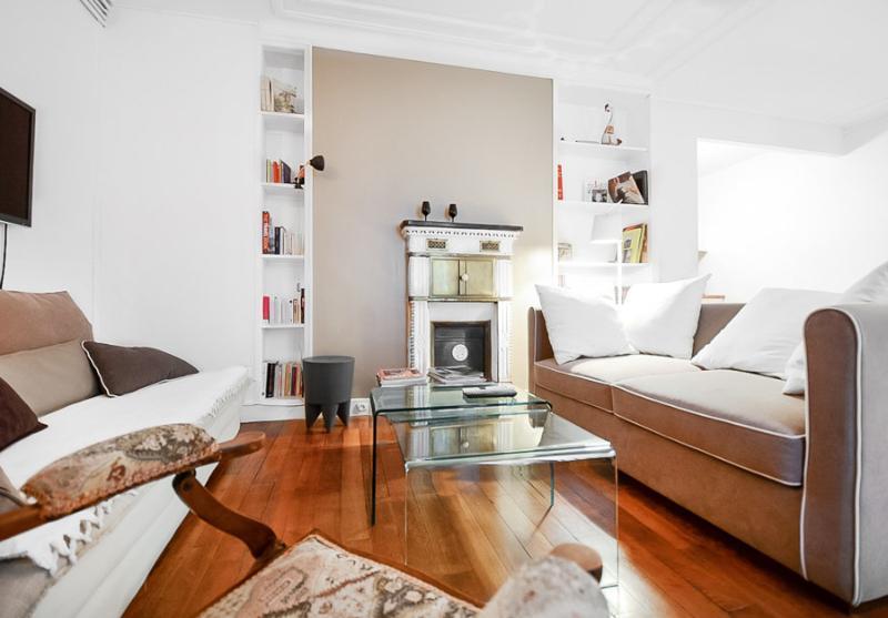 Parisian Apartment at Rue Cler Bijou - Image 1 - Paris - rentals