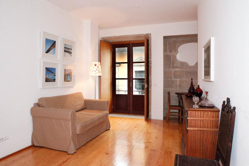 Living Room - Romantic Apartment in city center - Porto - rentals