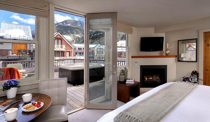Hotel Columbia 25-26 - Image 1 - Telluride - rentals