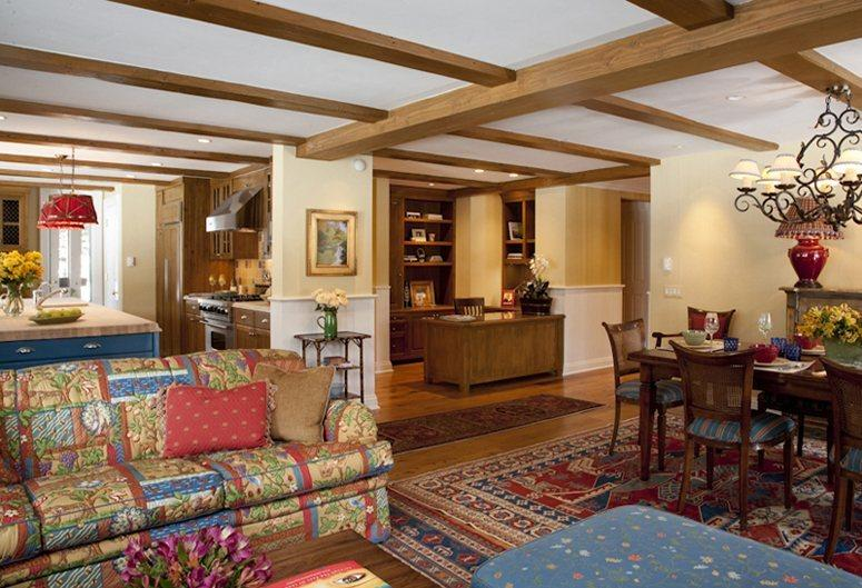Large open Living, Dining and Kitchen area  - Lodge II Apartment #878 - Sun Valley with Amenities - Sun Valley - rentals