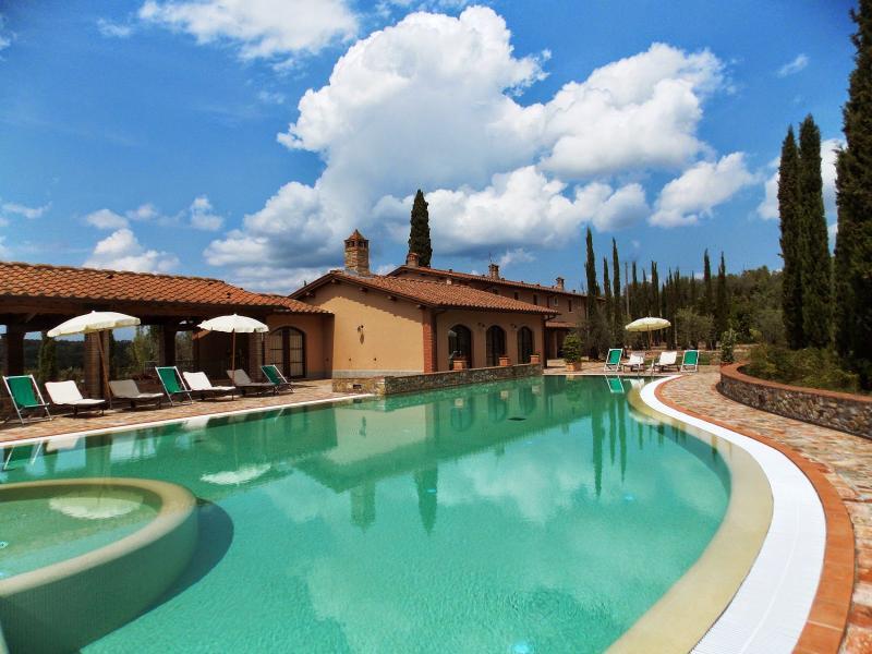 Villa i Prati - Image 1 - Montaione - rentals