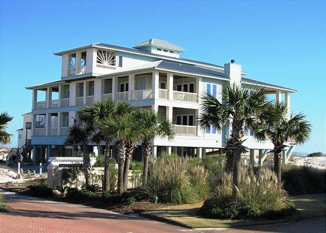 Halekai III 11 Bdrm Beachfront House - Halekai III Gulf Shores Premier Beachfront Home - Gulf Shores - rentals