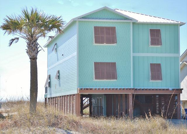 Mar Tortuga - Must See Inside! 'Mar Tortuga' Gorgeous Beachfront Home - Gulf Shores - rentals