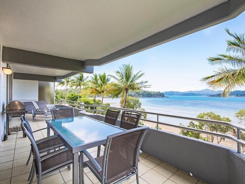 Balcony - Frangipani 105 - Hamilton Island - rentals