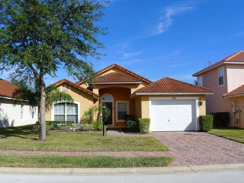 Wonderful 3BR located only 10minutes from Disney - RR308 - Image 1 - Davenport - rentals