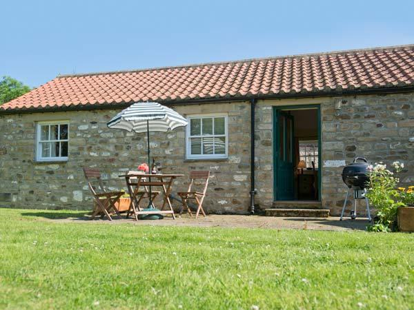 ALWENT MILL, stone-built detached cottage, character feautures, beautiful grounds, ideal for a couple or small family, near Barnard Castle, Ref 917587 - Image 1 - Staindrop - rentals