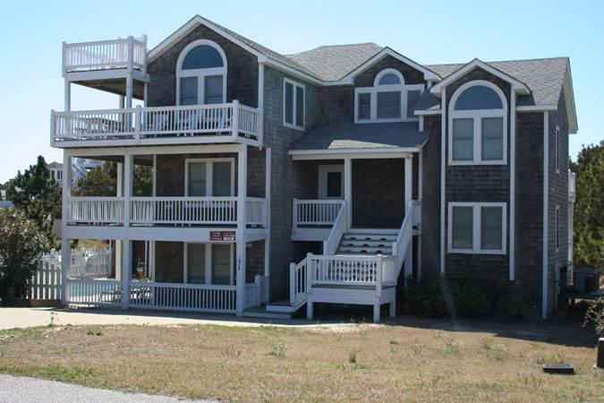 Down by the Sea  408 - Image 1 - Corolla - rentals