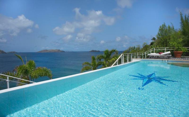 Festival at Pointe Milou at St. Barth - Ocean View, Pool - Image 1 - Pointe Milou - rentals