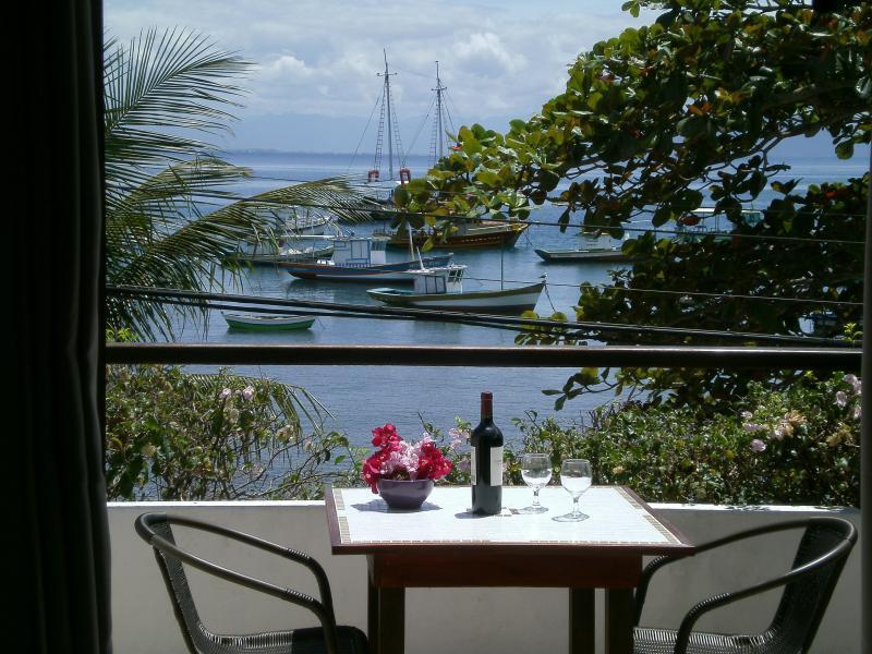 CESAR APARTAMENTOS  varanda e vista panoramica - Image 1 - Buzios - rentals