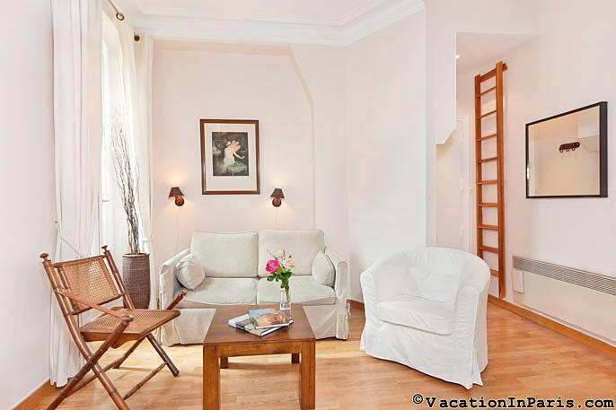 1 Bedroom in St. Germain at d'Orsay - Image 1 - Paris - rentals