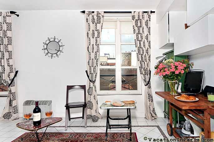 Lovely Studio St. Paul-Marais - Image 1 - Paris - rentals