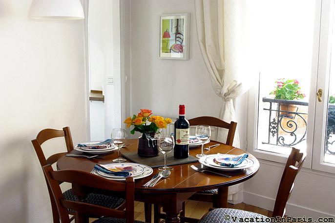 1 Bedroom in the Latin Quartier of Paris at Hemingway - Image 1 - Paris - rentals