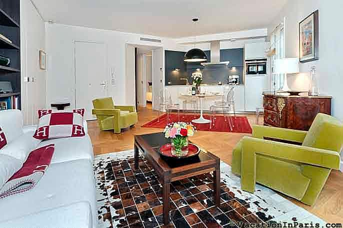 Two Bedroom Luxury in the Heart of Saint Germain - ID# 274 - Image 1 - Paris - rentals