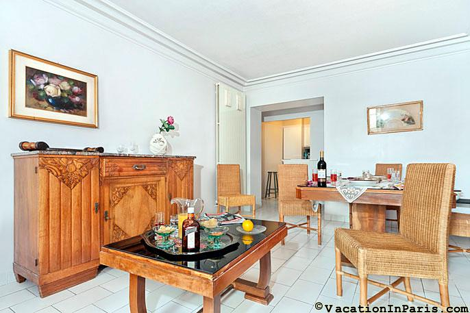 Historical Center of Paris Two Bedroom - Image 1 - Paris - rentals