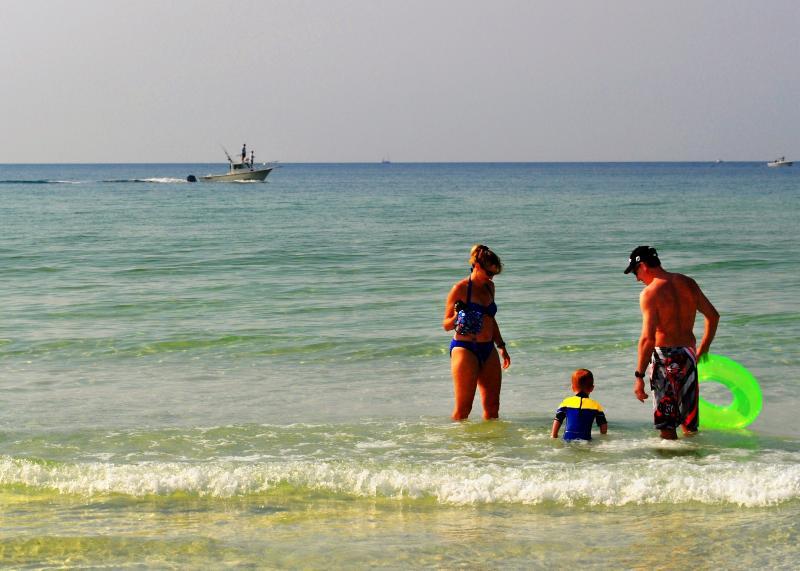 """Islander Unit 501"" Gulf Front, Enjoy the Sunsets!! - Image 1 - Fort Walton Beach - rentals"