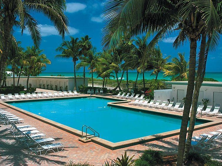 MIAMI BEACHFRONT CONDO+POOL+PARKING+WIFI!715 - Image 1 - Miami Beach - rentals