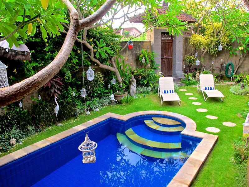 Private Pool and Garden - TuYung Villa, tranquility close to the action - Seminyak - rentals