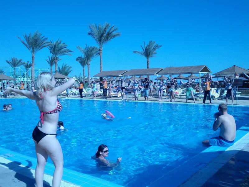 Enjoy winter warm winter weather - Sea Front Villa inside 5 Stars Hotel - Sharm El Sheikh - rentals