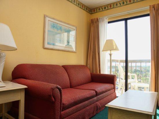 Living Area - ESR2C6165CD-3604 Orlando 2 Bedroom Condo ESR2C6165CD-3604 - Orlando - rentals