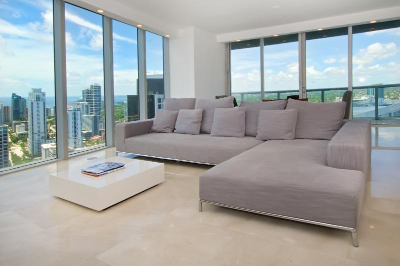 Luxurious 2BR Apt. in Brickell's Viceroy Hotel! - Image 1 - Coconut Grove - rentals