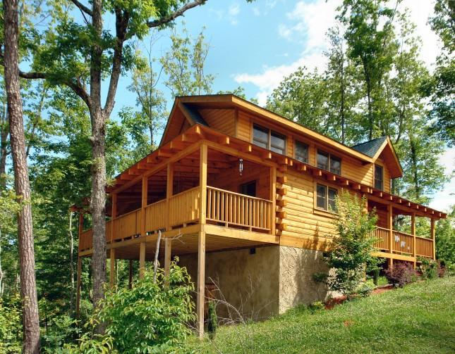 Mountain Dreams - Image 1 - Sevierville - rentals