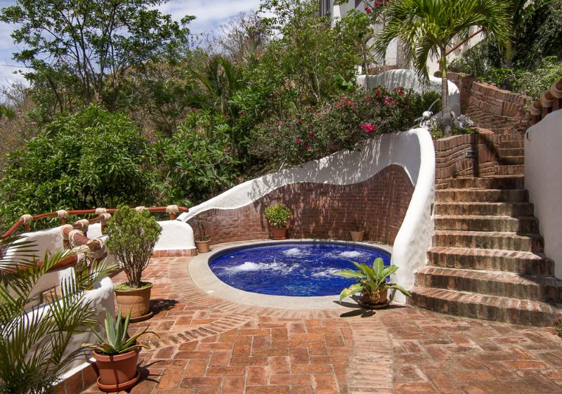 Private Pool next to Master Bedroom Just Below the Master Suite - Vista Paraiso - Nestled in Pelican Eyes, Privately - San Juan del Sur - rentals