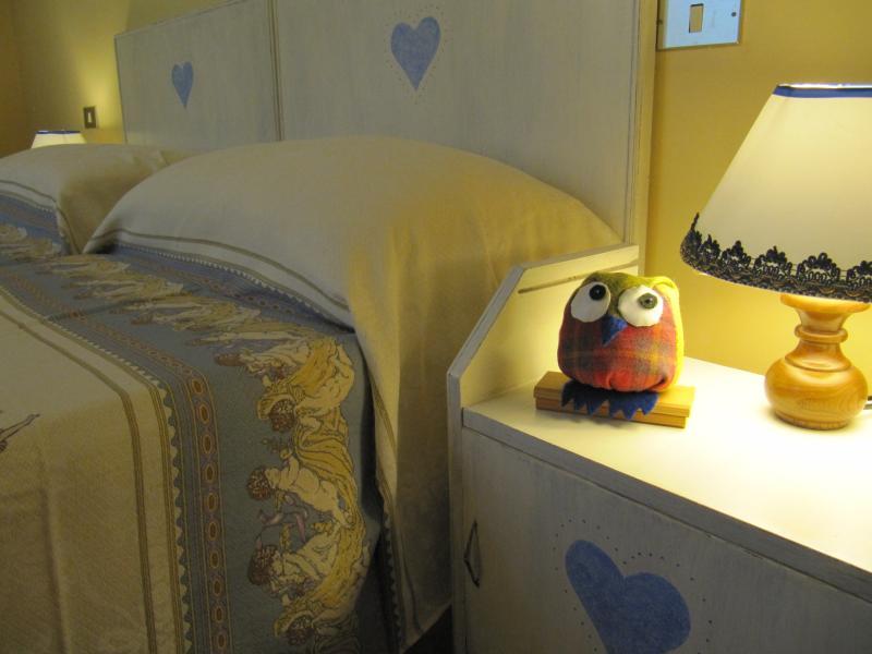 triple bedroom - CASA BRUNA - earth - Salsomaggiore Terme - rentals