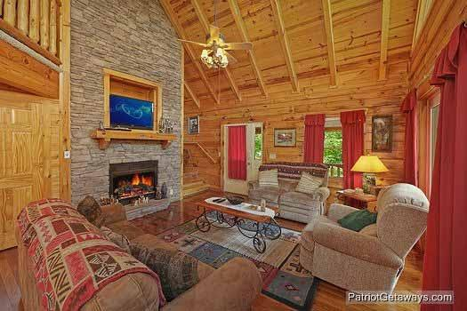 THE COWBOY WAY - Image 1 - Pigeon Forge - rentals