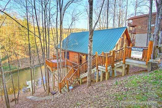 FISHIN' HOLE - Image 1 - Gatlinburg - rentals