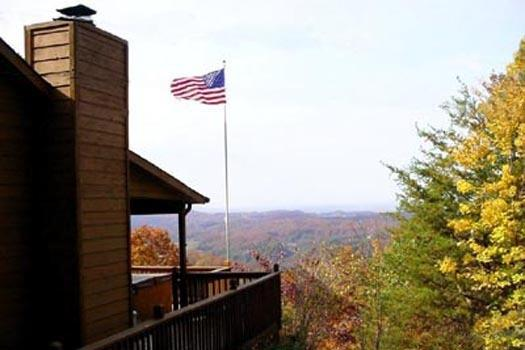 AMERICA'S VIEW - Image 1 - Pigeon Forge - rentals