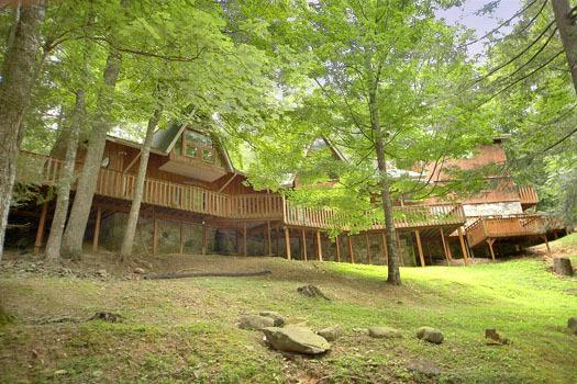 STONEGATE MANOR - Image 1 - Gatlinburg - rentals