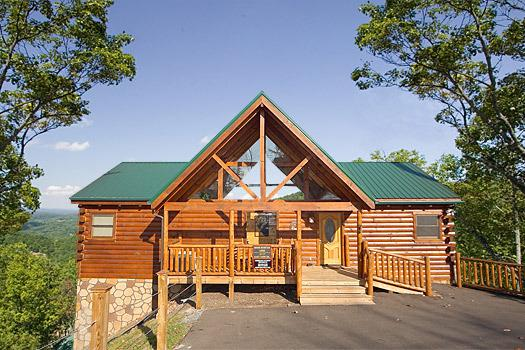 MOOSE MOUNTAIN LODGE - Image 1 - Gatlinburg - rentals