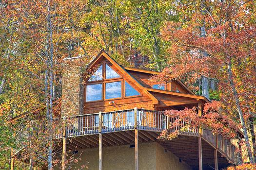 PICTURE PERFECT HIDEAWAY - Image 1 - Pigeon Forge - rentals
