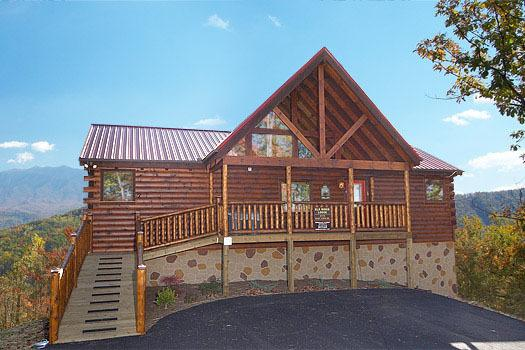 ELK RIDGE LODGE - Image 1 - Gatlinburg - rentals