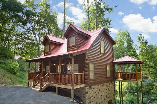 BROWNIE BEAR - Image 1 - Gatlinburg - rentals