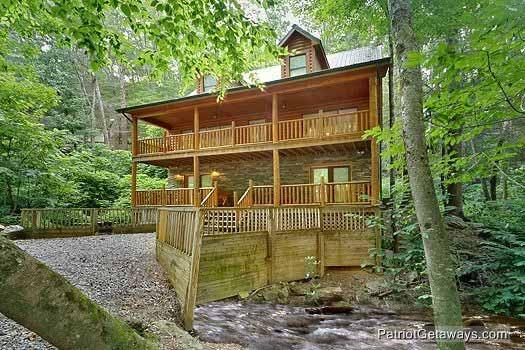 BEAR CREEK - Image 1 - Pigeon Forge - rentals