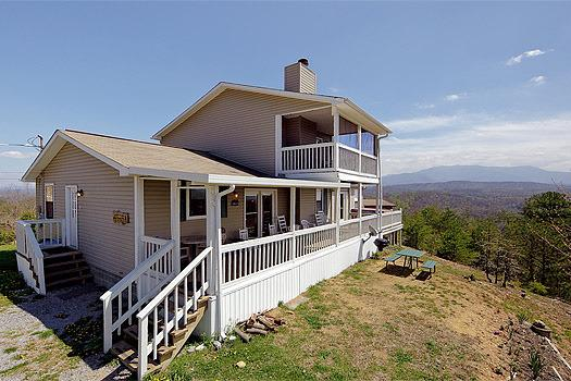 BLACK BEAR RIDGE - Image 1 - Pigeon Forge - rentals