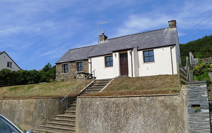 Holiday Cottage - Coastal View, Porthgain - Image 1 - Porthgain - rentals