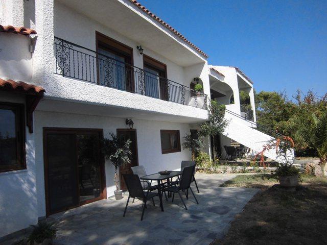 RAFINA Attica - Villa. Slp 16 (+4) Sea View - Image 1 - Rafina - rentals