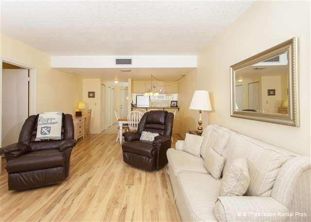 Welcome to Creston House 11A! - Creston House 11-A, OceanFront ground floor flat with patio - Saint Augustine - rentals