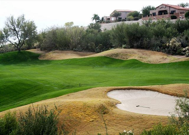 Second Floor Condo with Golf Course Views - Image 1 - Tucson - rentals