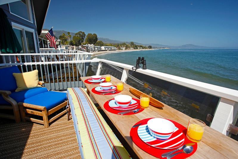 Miramar Beach House - Miramar Beach House - Montecito - rentals