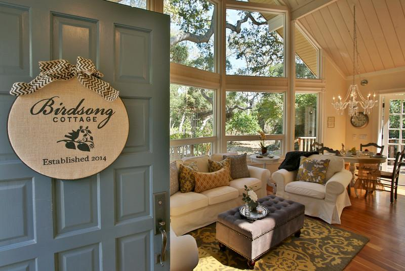 Birdsong Cottage - Birdsong Cottage - Montecito - rentals
