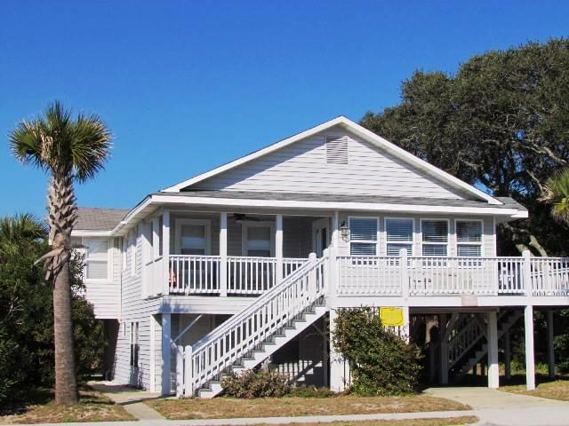 "2007 Palmetto Blvd.- ""Langley"" - Image 1 - Edisto Beach - rentals"