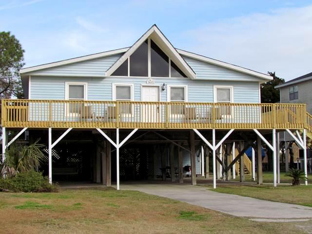 "3613 Yacht Club Rd - ""Newland's Eyeland"" - Image 1 - Edisto Beach - rentals"