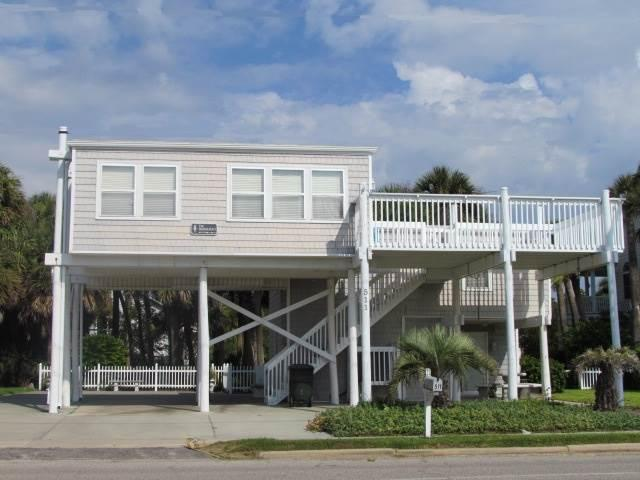 "511 Palmetto Blvd - "" The Signalman"" - Image 1 - Edisto Beach - rentals"